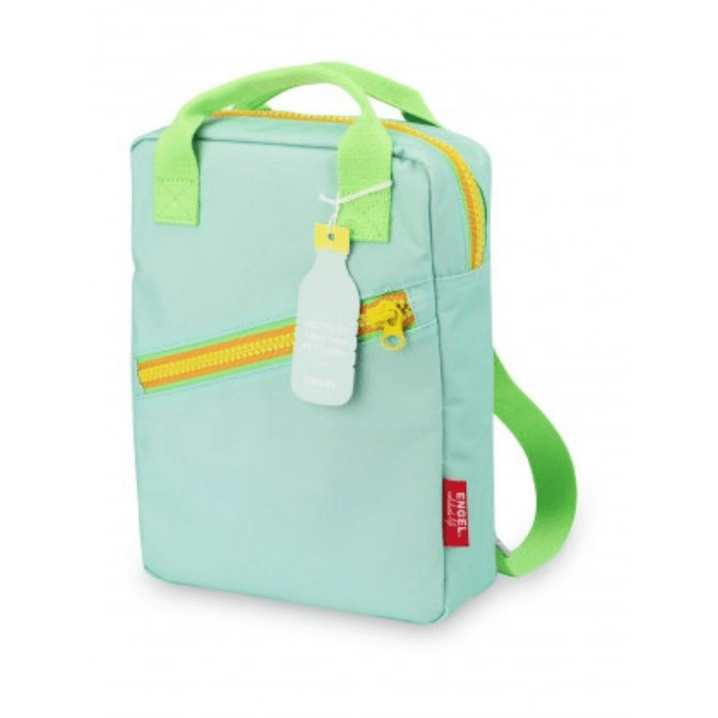 Engel. Zipper Backpack (Blue)