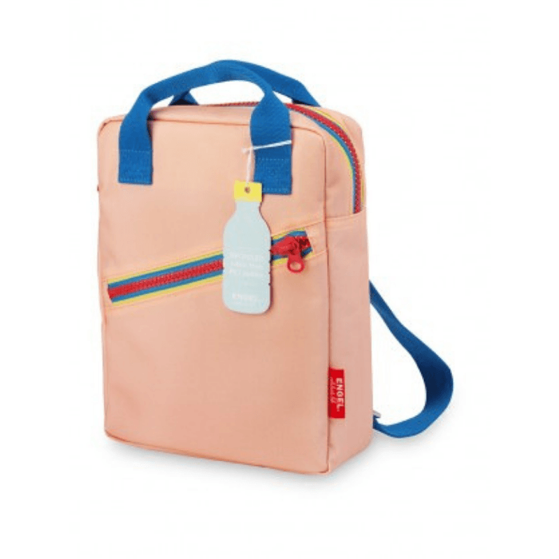 Engel. Zipper Backpack (Pink)