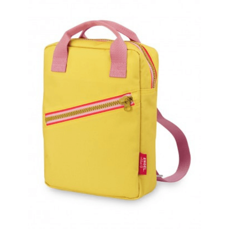 Engel. Zipper Backpack (Yellow)