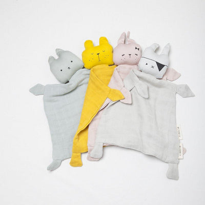 Fabelab Animal Cuddle Comforter - Bear