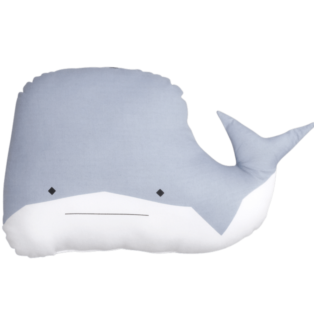 Fabelab Witty Whale Cushion