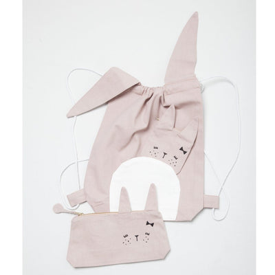 Fabelab Animal String Bag - Cute Bunny (Preorder end July)