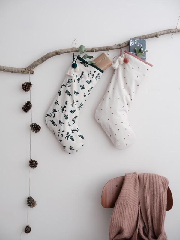 Fabelab Christmas Stocking (Berry)