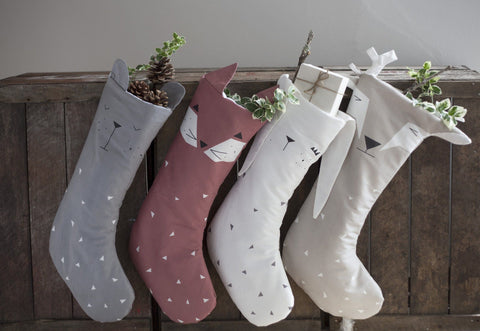 Fabelab Christmas Stockings (PREORDER) - Wiggles Piggles  - 1