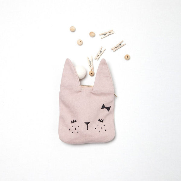 Fabelab Coin Pouch - Cute Bunny (Preorder end July)