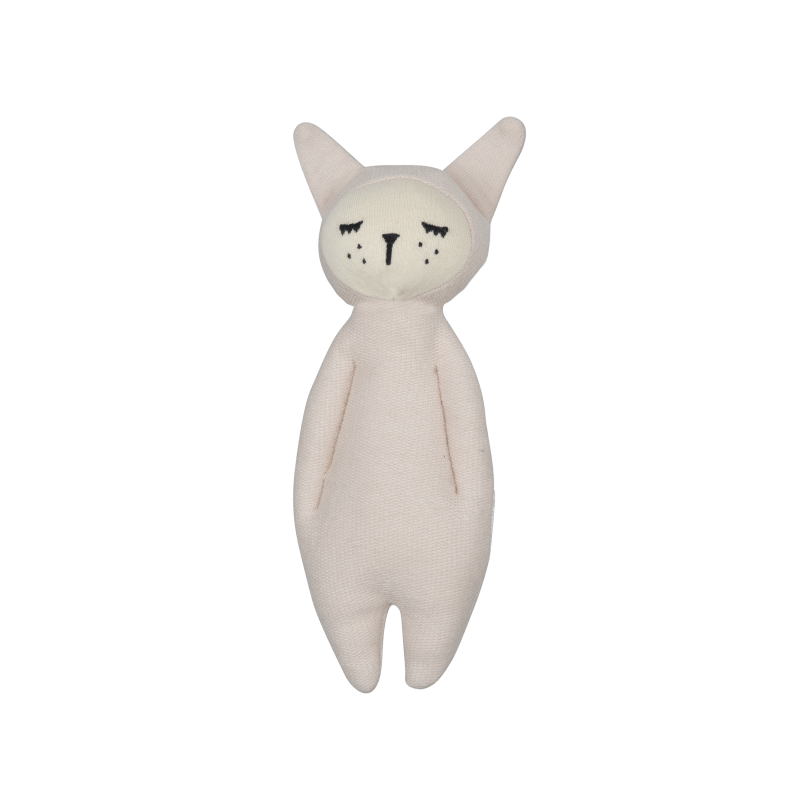 Fabelab Soft Rattle (Bunny)