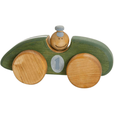 Friendly Toys Racing Car (Green)