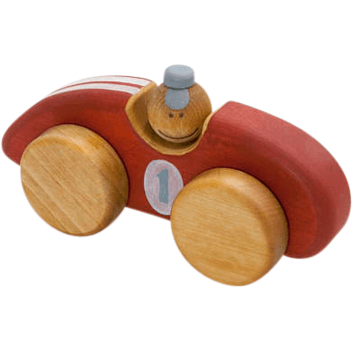 Friendly Toys Racing Car (Red)
