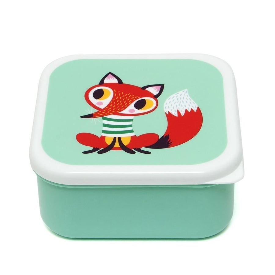 Petit Monkey Lunchbox Set (Animals)