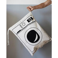 Tellkiddo Washing Machine Fabric Storage Bag - Wiggles Piggles  - 2