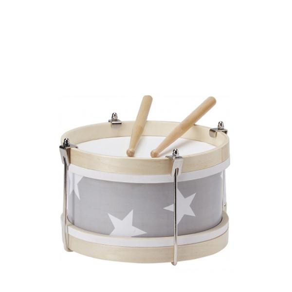 Kids Concept Drum - Grey