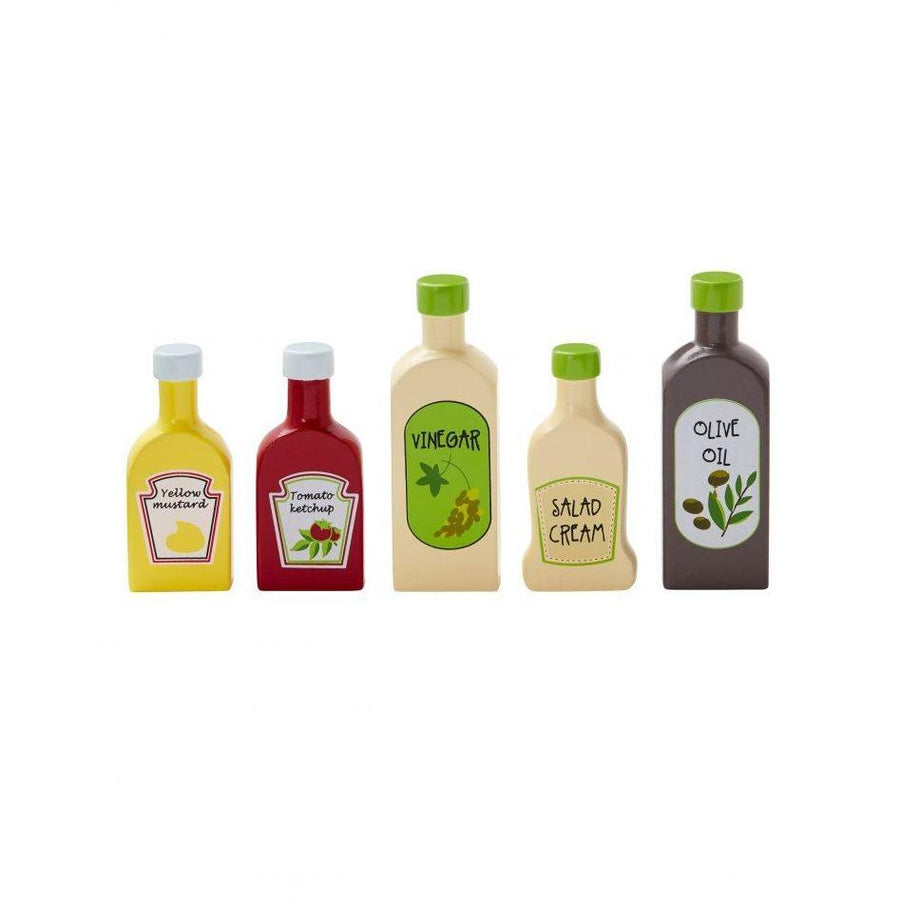 Kids Concept Pantry Bottle Play Set