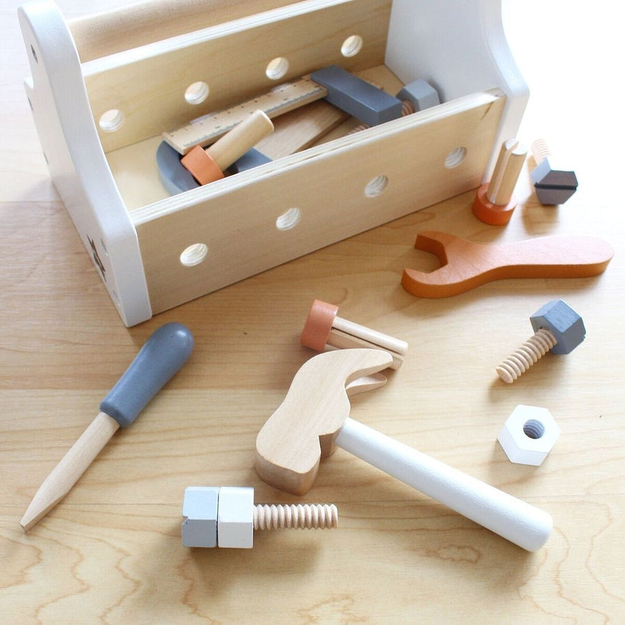 Kids Concept Toolbox - Natural