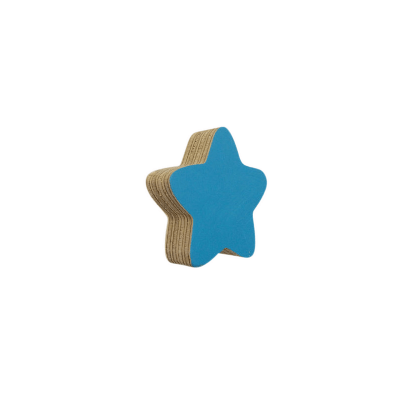 Star Wall Hook - Blue