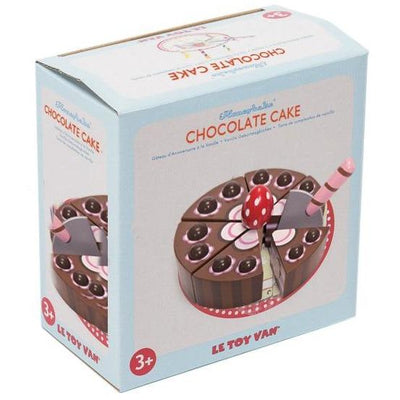 Le Toy Van Chocolate Cake