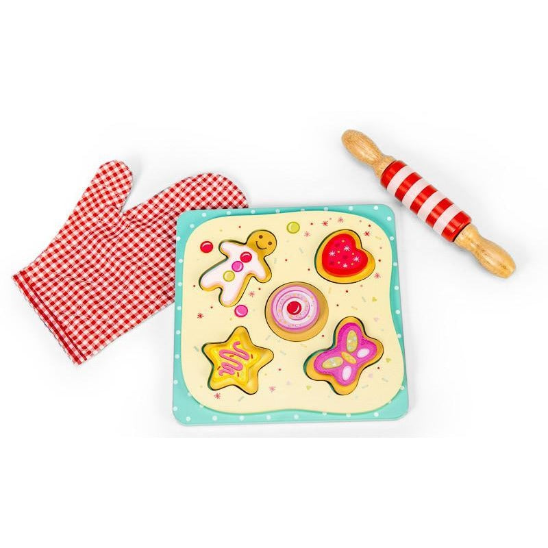 Le Toy Van Honeybake Cookie Set - Wiggles Piggles