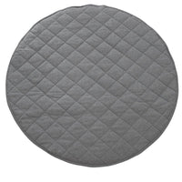 Mister Fly Charcoal Quilted Playmat