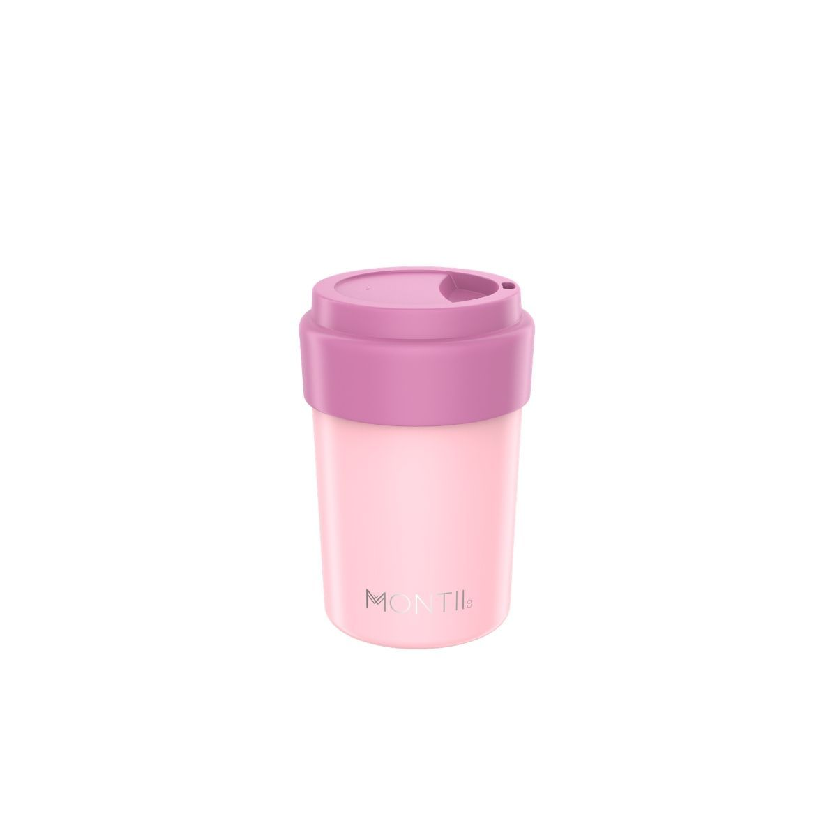 MontiiCo Mini Coffee Cup (Dusty Pink)