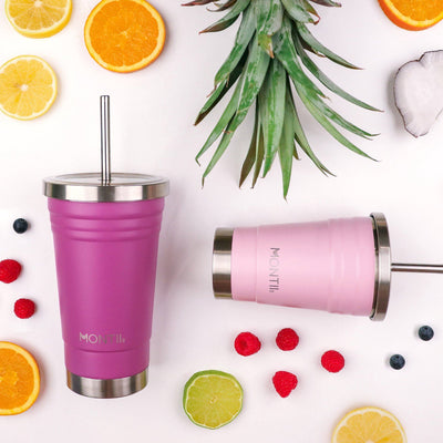 MontiiCo Original Smoothie Cup (Rose)