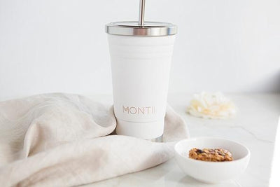 MontiiCo Original Smoothie Cup (White)
