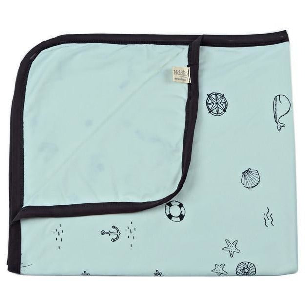 Ndoto Textile Under The Sea Blanket - Wiggles Piggles
