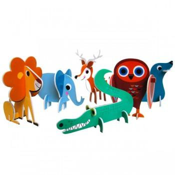 Omm Design Animal Parade