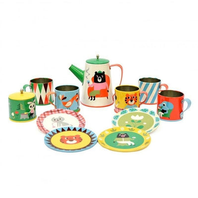 Omm Design Tea Tin Set
