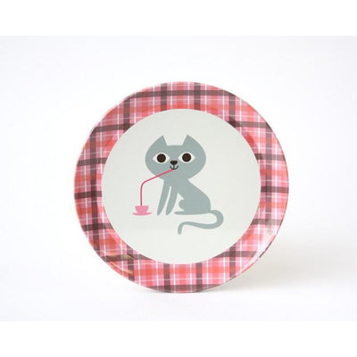 Omm Design Tea Tin Set - Wiggles Piggles  - 6