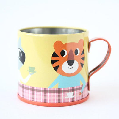Omm Design Tea Tin Set - Wiggles Piggles  - 14