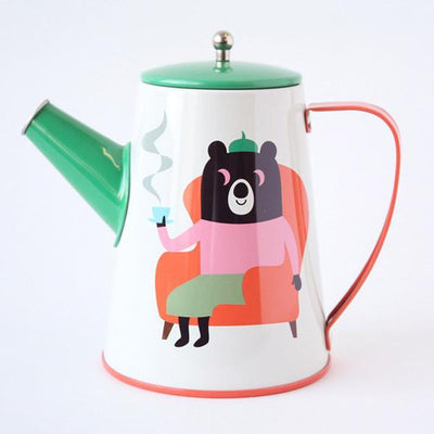 Omm Design Tea Tin Set - Wiggles Piggles  - 4