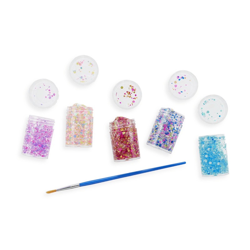 Ooly Mini Dots Glitter Glue