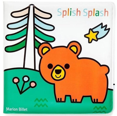 Petit Monkey Splish Splash Magic Bath Book