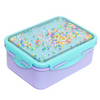 Petit Monkey Popsicles Lunchbox (Lilac)