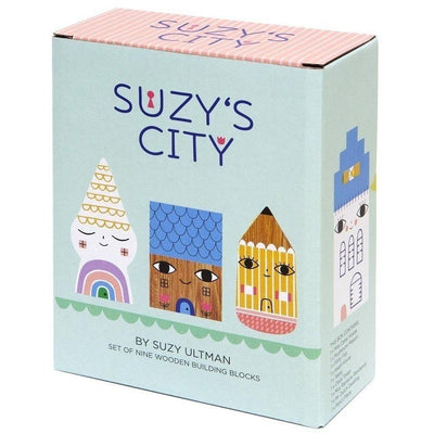 Petit Monkey Suzy's City