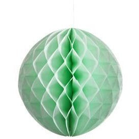 Honeycomb Tissue Ball - Mint - Wiggles Piggles