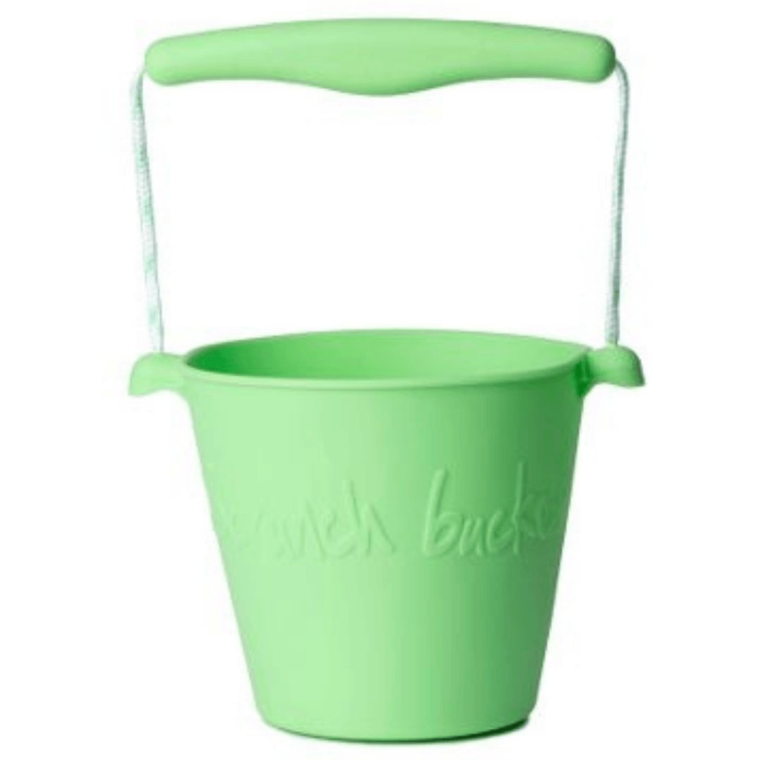 Scrunch Bucket (Light Green)