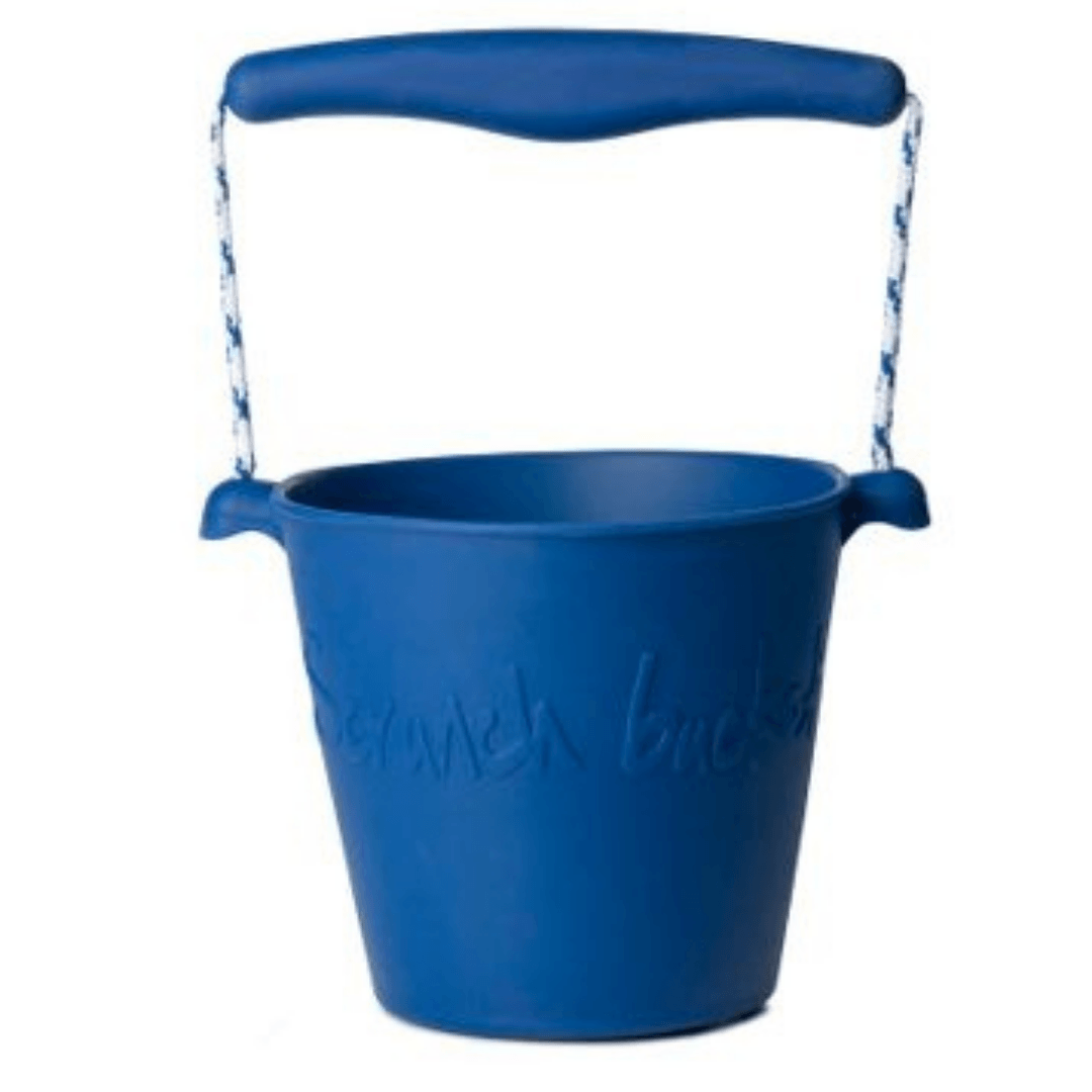 Scrunch Bucket (Midnight Blue)