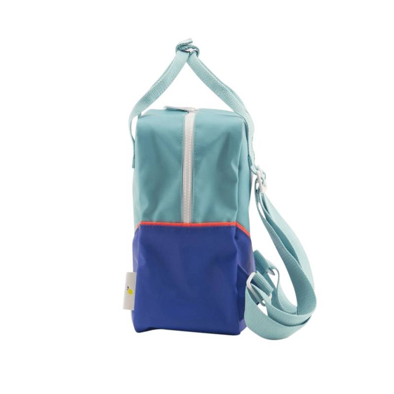 Sticky Lemon Backpack - Mint/Ink Blue