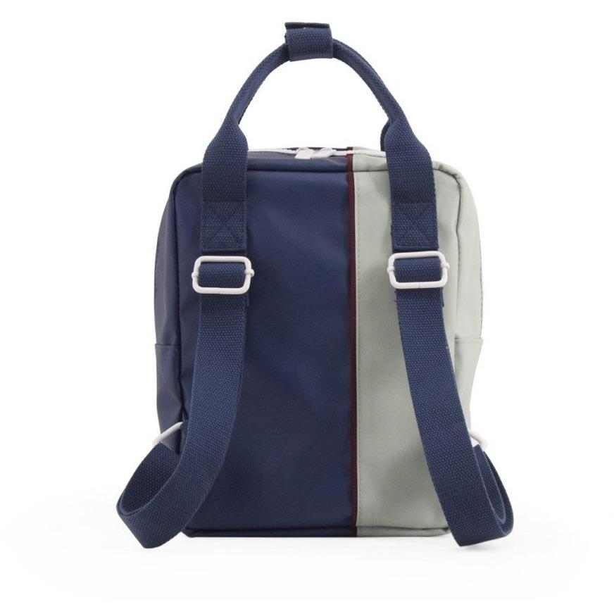 Sticky Lemon Backpack - Dark Blue/Sage Green