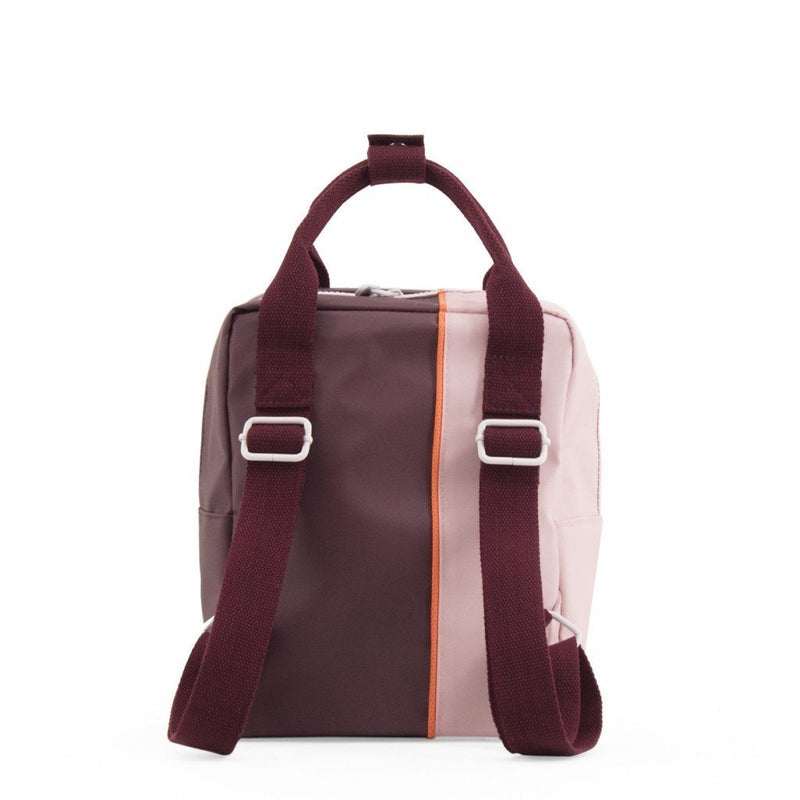 Sticky Lemon Backpack - Eggplant/Blossom Pink