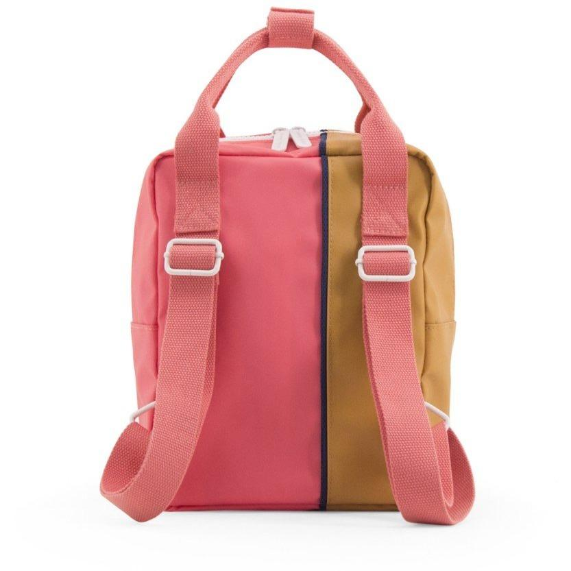 Sticky Lemon Backpack - Watermelon Pink/Caramel Fudge