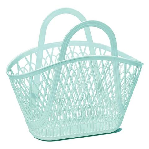 Sun Jellies Betty Basket (Mint) - PRE-ORDER