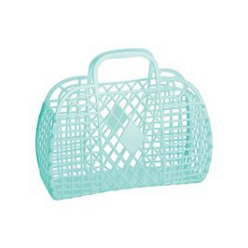 Sun Jellies Mint Basket (Large) - PRE-ORDER