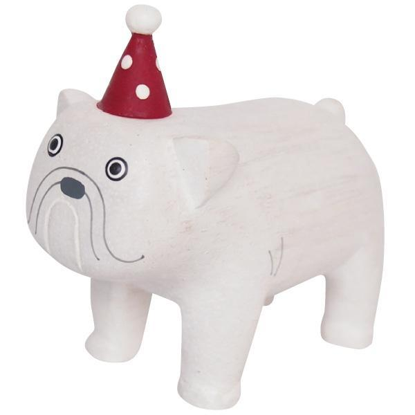 T-Lab Christmas Pole Pole Bulldog