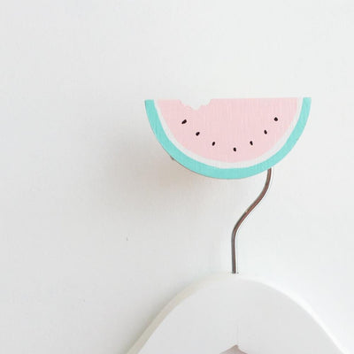 Watermelon Wall Hook - Wiggles Piggles