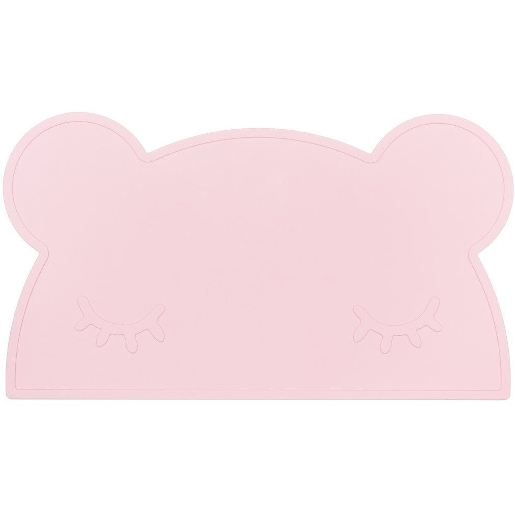 We Might Be Tiny Bear Placemat Pink - Wiggles Piggles  - 1