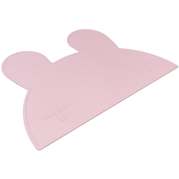 We Might Be TIny Bunny Placemat Pink - Wiggles Piggles  - 1
