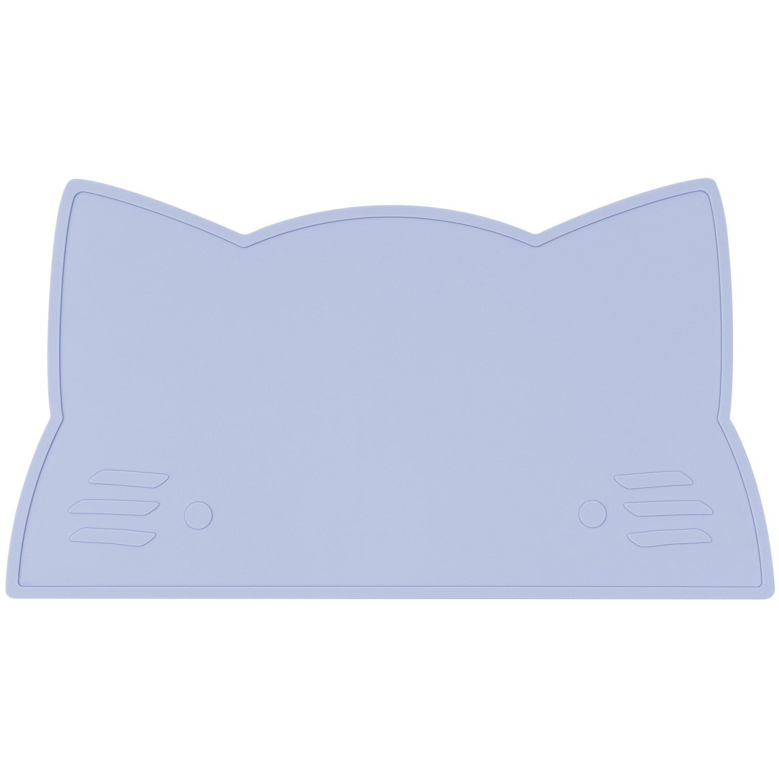 We Might Be Tiny Cat Placemat - Powder Blue