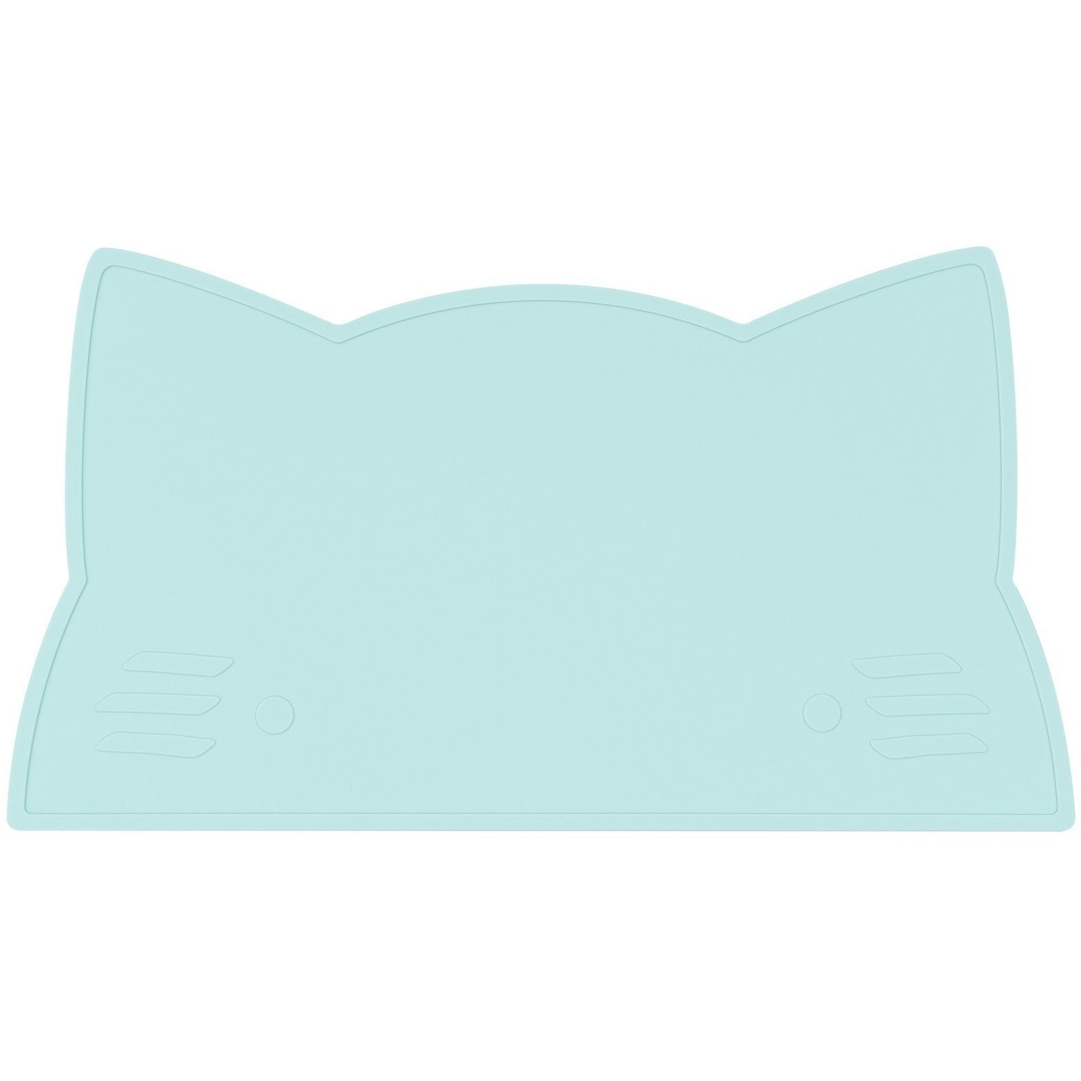 We Might Be Tiny Cat Placemat - Mint