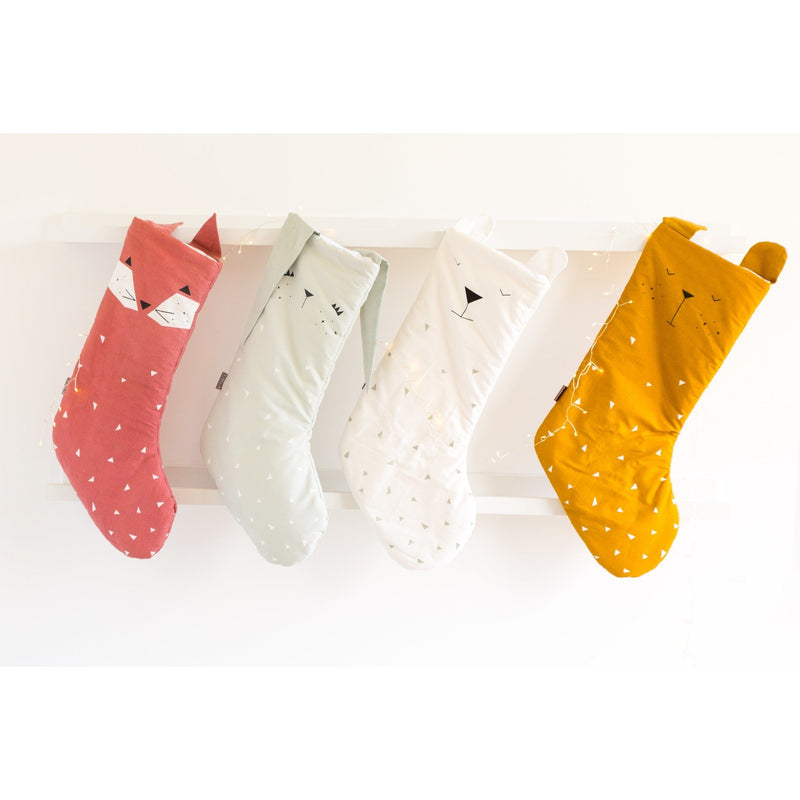 Fabelab Christmas Stocking - Bunny